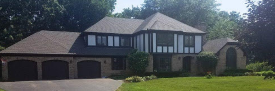 residential roofing services - roof replacement